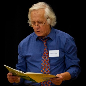 Emeritus Professor Chris Green OBE