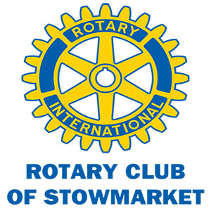 David Hopgood, Secretary, Stowmarket Rotary Club