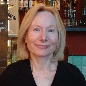 Maureen Pope, General Secretary, St Andrew's Society