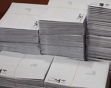 Mailing and envelope printing